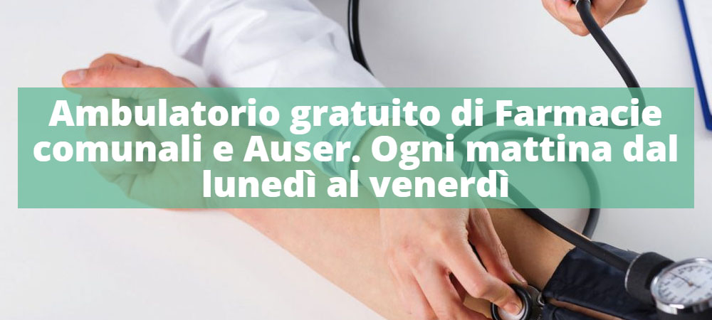 Ambulatorio gratuito